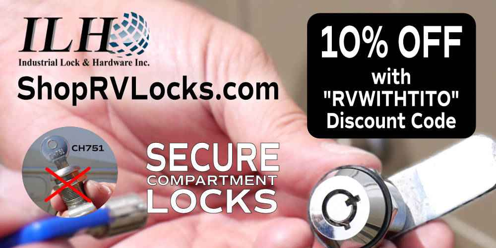 Industrial Lock and Hardare 10 percent off discount code RVWITHTITO