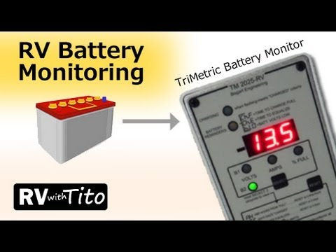 Best RV Battery Monitoring Systems 5