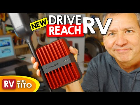 Best RV Cell Signal Booster for 2021 - Weboost Drive Reach RV 1