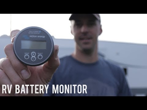 Best RV Battery Monitoring Systems 3