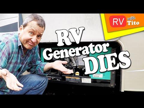 Onan Generator Doesn't Start - Is The Fuel Pump Bad? 1