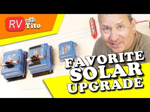600 Watt DIY Solar System On Our RV 5