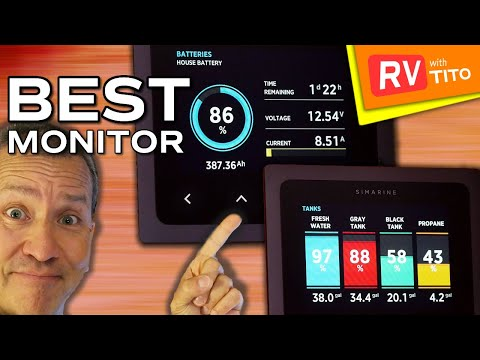 Best RV Battery Monitoring Systems 1