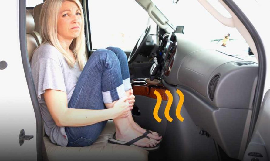 How To Fix The HOT Floor Problem in Your Gas RV