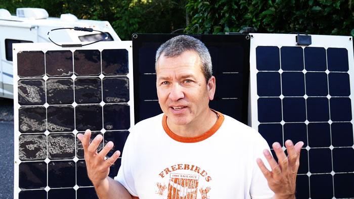 How To Buy Flexible Solar Panels