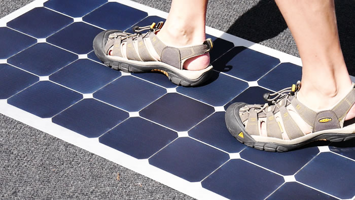 Rugged Flexible Solar Panels for Harsh Environments