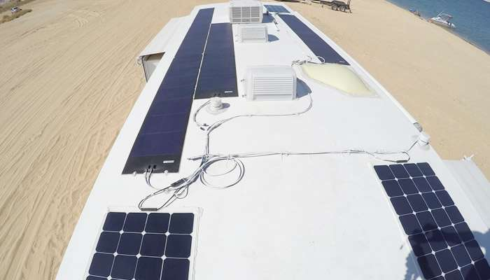 Generating Power While Boondocking (Solar vs Generator)