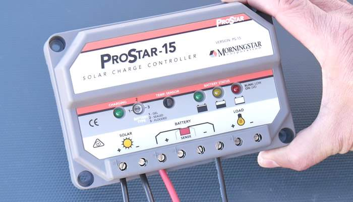 Choosing The Right Solar Charge Controller
