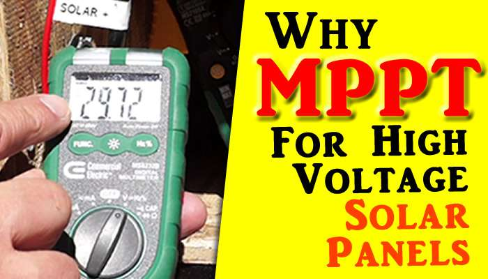 Why Choose MPPT over a PWM Solar Charge Controller?