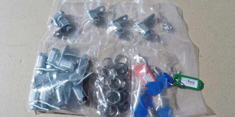 CH751 Lock Replacement DIY Kit