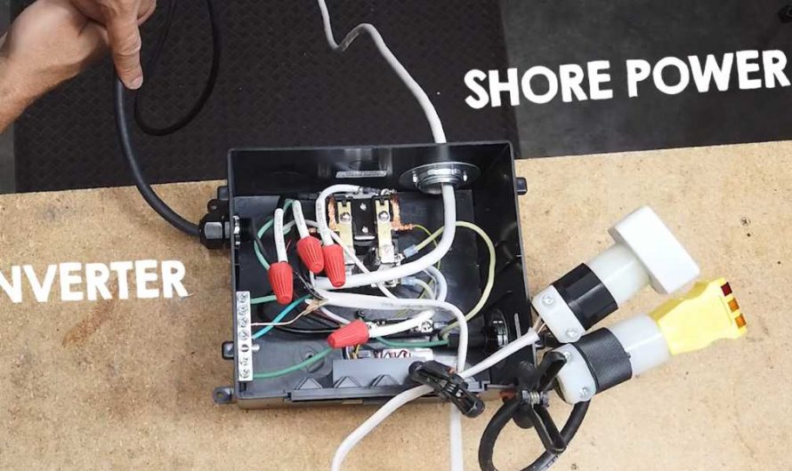 How To Safely Install an Inverter for AC Power Off-The-Grid