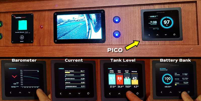 Get 10% Off SIMARINE PICO Systems with RVWITHTITO coupon code