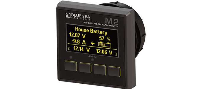 Best RV Battery Monitoring Systems 6