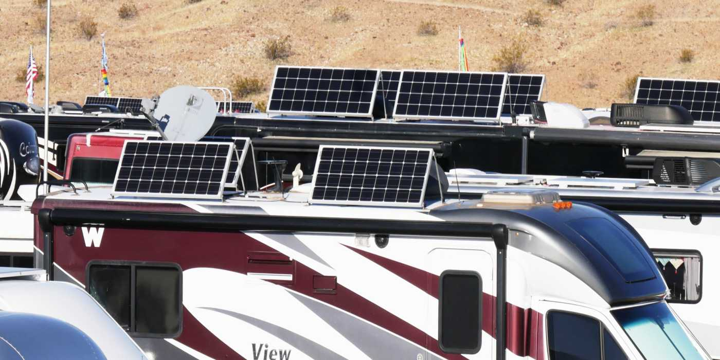 RV With Tito - Solar Panels for your RV