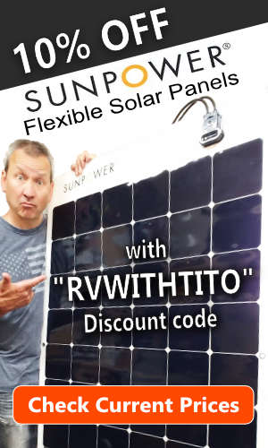 Shop SunpoweredYachts.com for 10% OFF with RVWITHTITO promo code