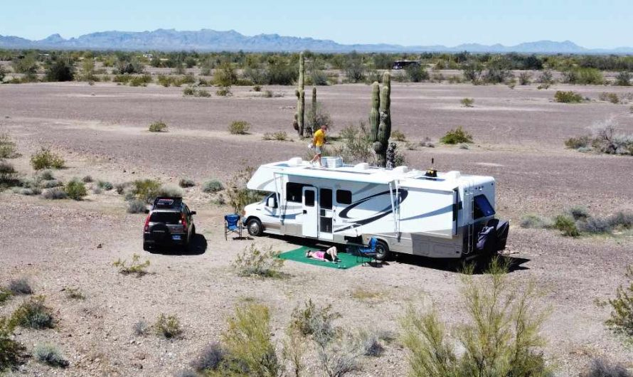Boondocking Guide For Beginners