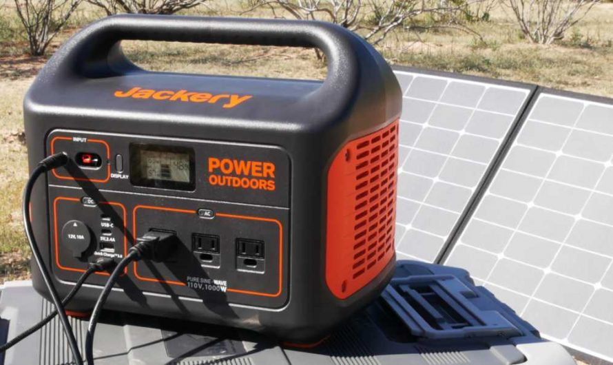 Jackery 1000 Portable Power Station – What You Should Know Before Buying