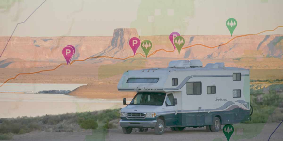 RVWITHTITO - How to Find RV Boondocking Sites