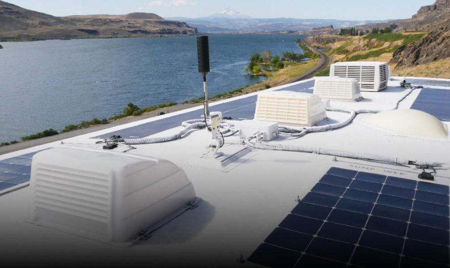 600 Watt DIY Solar System On Our RV