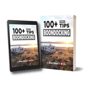 100 Boondocking Pro Tips eBook