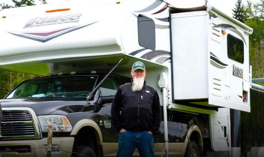 Ultimate Solar Powered Lance Truck Camper (DIY Spotlight)
