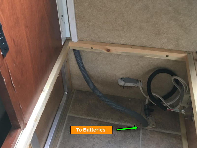 RV Solar Panel and Charge Controller Wiring