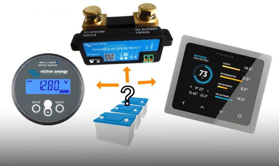 Best RV Battery Monitoring Systems
