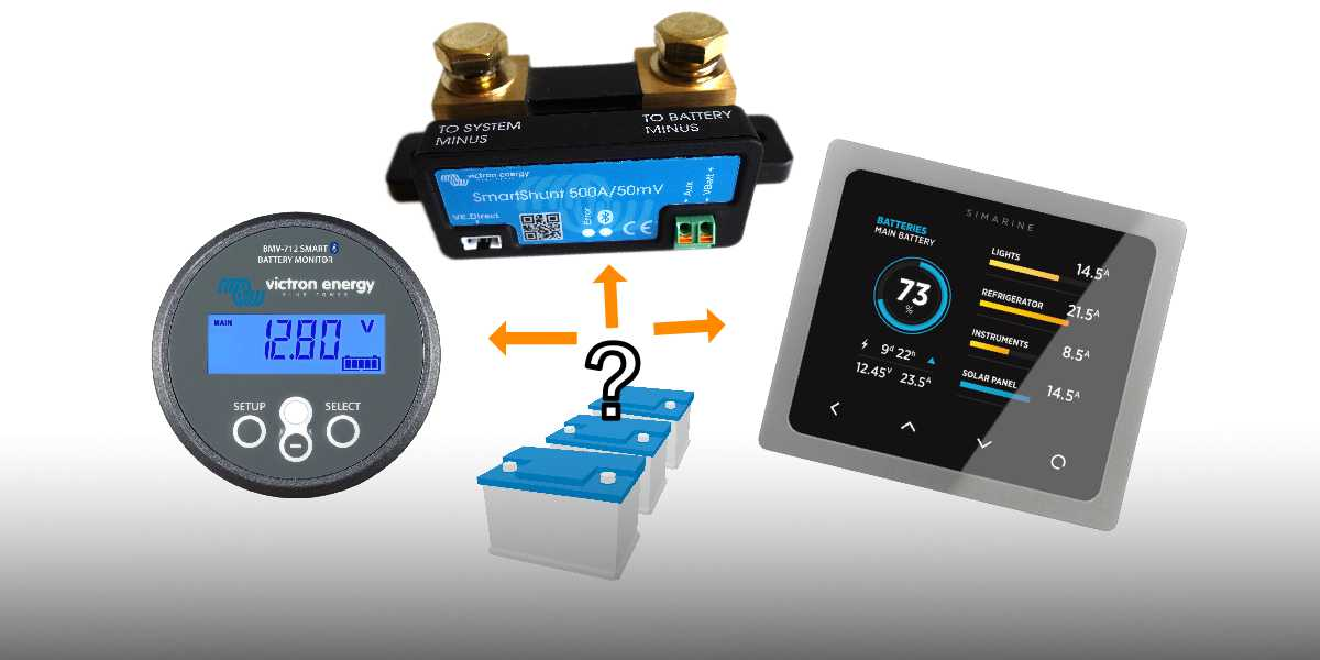 Best RV Battery Monitor - RVWITHTITO.com