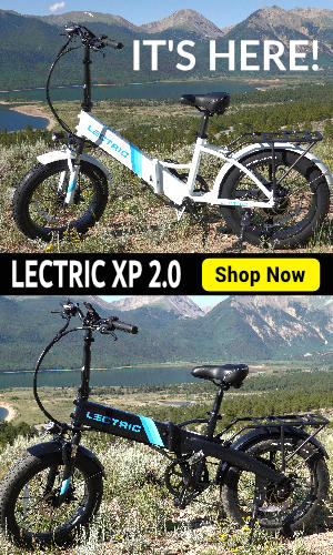 See the LECTRIC XP 2.0 Foldable eBike - RVWITHTITO