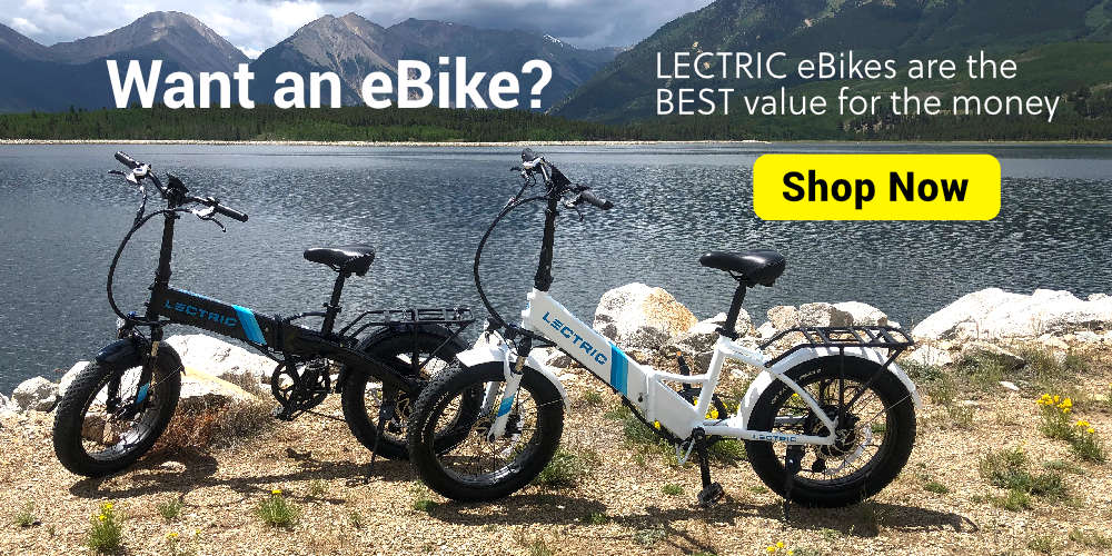 See the NEW Lectric XP 2.0 eBike - RVWITHTITO